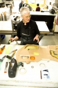 "Thumbnail image of ""Artist in Residence at Malaspina Printmakers Society, Vancouver"""