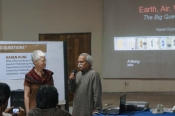"Thumbnail image of ""Words of introduction by the Dean of the Faculty of Fine Art, Dhaka University, Bangladesh, May"""