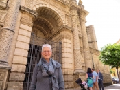 "Thumbnail image of ""Karen in Jerez Spain """