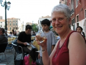 "Thumbnail image of ""Time for prosecco in Venice"""