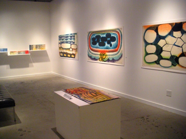 """Solo show at Anderson Obrien Gallery, Omaha, January"""