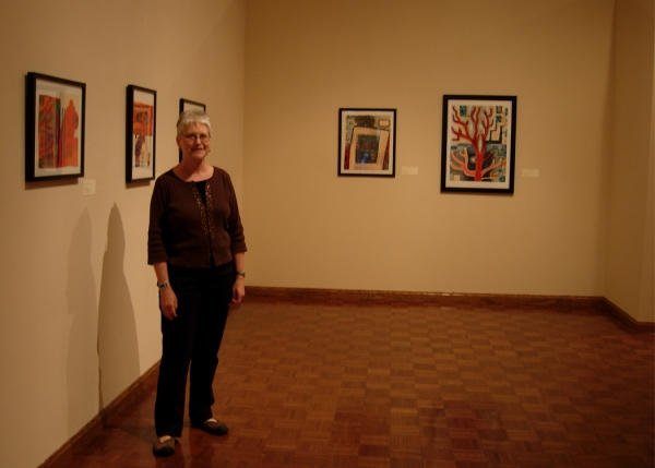 """Exhibition at Huntington Museum of Art"""